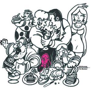 Zeichnung: Utz Benkel